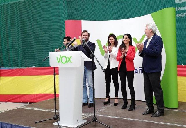 """28A.-Espinosa De Los Monteros (Vox): """"A Los Políticos Progres De Todos Los Partidos Se Les Acaba El Chollo Este Domingo"""""""