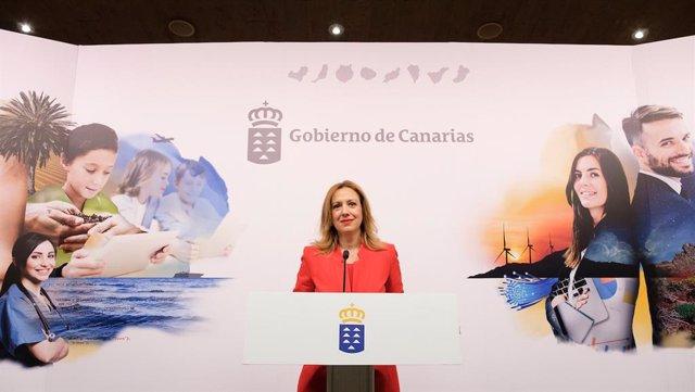 "Consejo.- Dávila avisa de que Canarias ""no da ni un solo euro por perdido"""