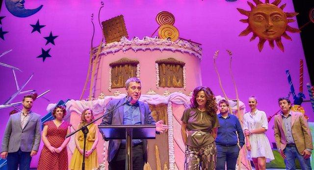 El Auditorio de Tenerife acogerá este fin de semana el clásico infantil 'Hänsel y Gretel'