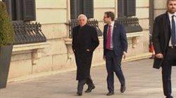 Borrell rebutja el