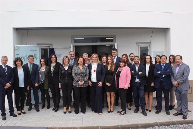 Granada.- Empresas hortofrutícolas asisten a la apertura de un nuevo laboratorio de investigación agroalimentaria