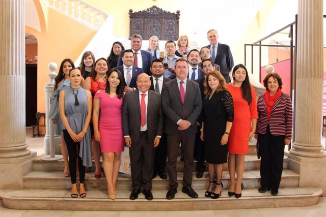 Sevilla.- Hermanamiento de Sevilla y la mexicana Tlalnepantla de Baz para estrechar lazos de colaboración