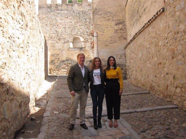 [Grupoextremadura] Ciudadanos En Badajoz