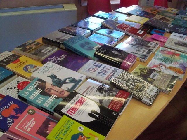 Zaragoza.- Las bibliotecas municipales incorporan 624 libros escritos por mujeres para combatir la brecha de género