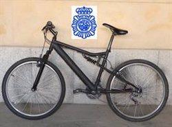 Detingut a Gijón un menor per agredir la seva mare al no deixar-lo sortir amb bicicleta (POLICÍA NACIONAL SALAMANCA.)