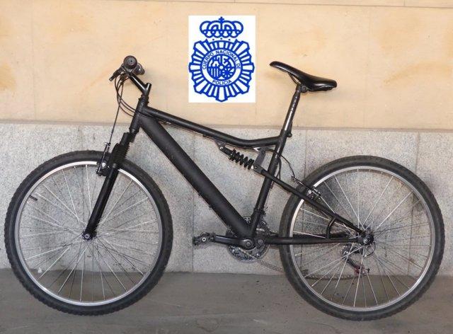 Sucesos.- Roba una bicicleta y la utiliza para escapar después de otro robo en Salamanca