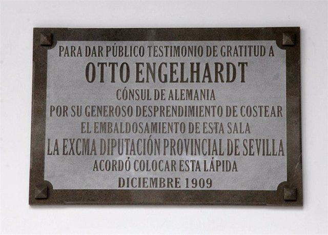 Sevilla.- Memoria.- Fijado para el 23 de abril el estreno del documental sobre el cónsul alemán ejecutado en 1936