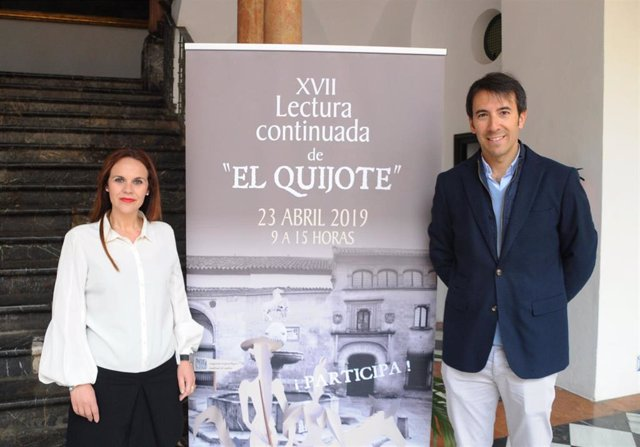 CórdobaÚnica.- La Diputación vuelve a sumarse a la lectura continuada de 'El Quijote'