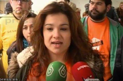 La presidenta de los afectados por la venta de viviendas de la EMVS cierra la lista de Madrid en Pie Municipalista