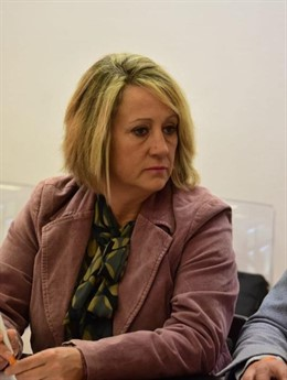 26M.- Belén Redondo, Cabeza De Lista Por Soria De Ciudadanos Para Las Cortes De Castilla Y León