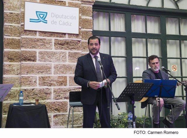CádizAlDía.- Música y literatura en homenaje a Pilar Paz Pasamar para iniciar el Día del Libro en Diputación