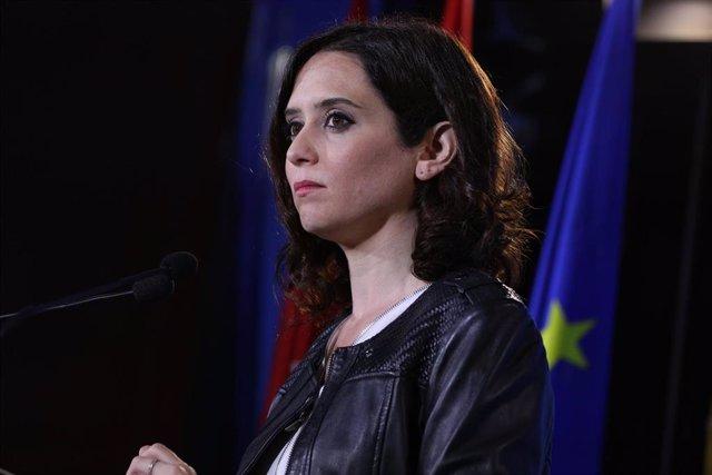 Mitin electoral del Partido Popular en el Hotel Las Artes - Paseo de las Artes, Pinto (Madrid)