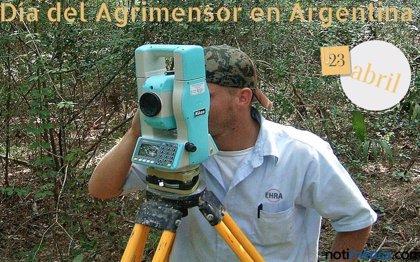 23 de abril: Día del Agrimensor en Argentina, ¿qué es un agrimensor y a qué se dedica?