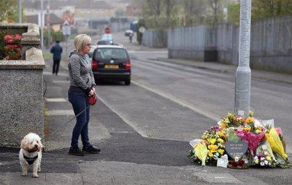 El Nuevo IRA admite el asesinato de la periodista Lyra McKee en Irlanda del Norte y pide perdón a su familia