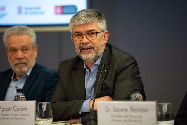 Presentación de las actividades de Sant Jordi 2019 en Barcelona