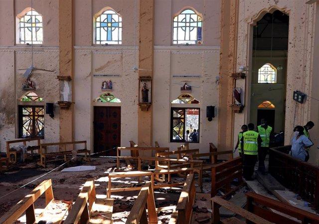 Una pareja gallega está entre los fallecidos en los atentados de Sri Lanka