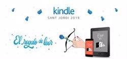 Sant Jordi.- Amazon regalarà roses digitals i un eBook inèdit (AMAZON KINDLE)
