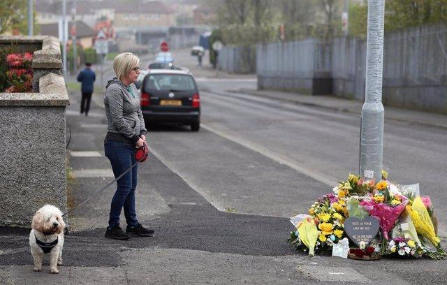 El Nuevo IRA admite el asesinato de la periodista Lyra McKee en Irlanda del Nort