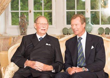Muere a los 98 años el gran duque Juan de Luxemburgo