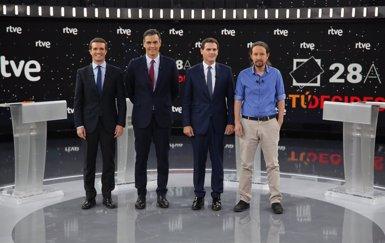 """Sánchez recalca al PP i Cs que """"no pot haver-hi negació preventiva de l'indult"""" als presos de l'1-O (Ricardo Rubio - Europa Press)"""