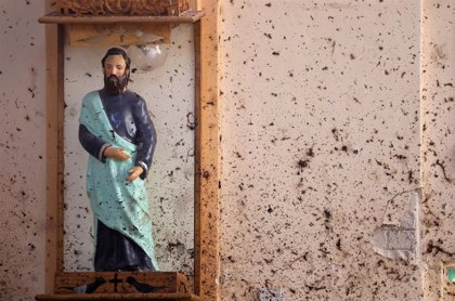 """Sri Lanka dice que los atentados han sido una """"represalia"""" de islamistas por los ataques de Nueva Zelanda"""