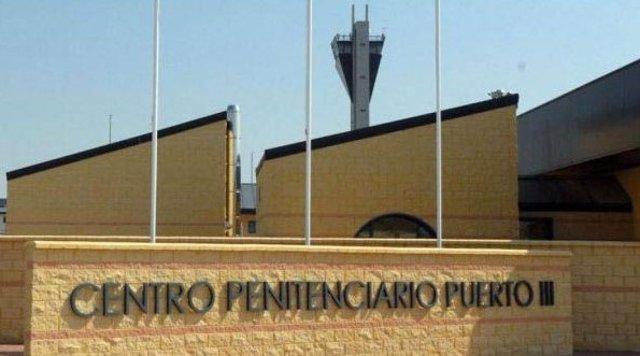 Cádiz.-Sucesos.- Sindicatos de prisiones denuncian la agresión a varios funcionarios de Puerto III