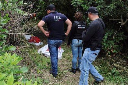 El primer trimestre de este año, el más violento en la historia de México: 8.493 asesinatos