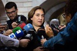 Colau demana un informe al Comissionat de Seguretat sobre el detingut per l'agressió de Drassanes (David Zorrakino/Europa Press)