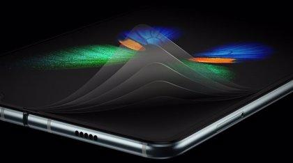 Samsung trabaja en dos nuevas pantallas flexibles para 'tablets' que se doblan por dos partes