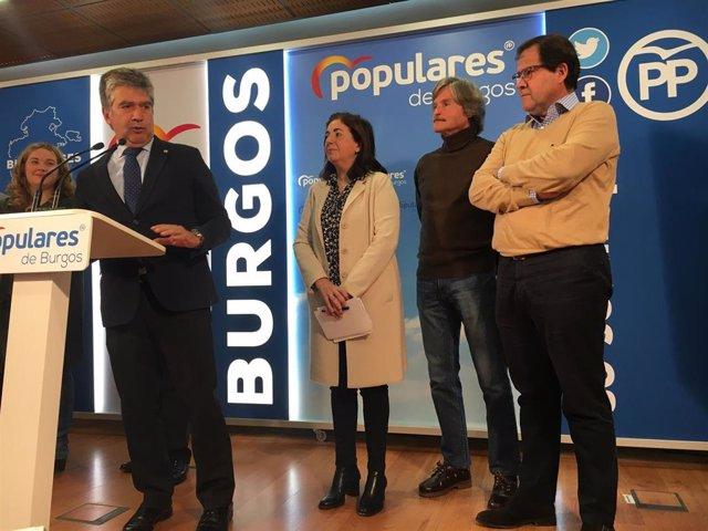 """Cosidó pide una """"mayoría constitucional"""" en el Senado para evitar la fragmentación de España"""