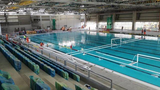Fluidra reforça el seu lideratge en piscines olímpiques amb contractes per gairebé 10 milions a Àsia i Sud-amèrica