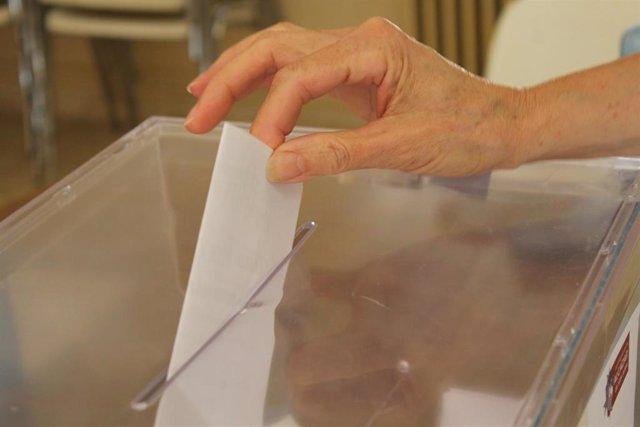 28A.- Las solicitudes de voto por correo suben más de un 235% en la Comunitat desde 2015
