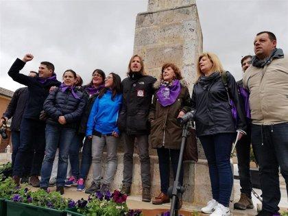 Fernández ve en Villalar 2019 el punto de inflexión para la primavera del cambio