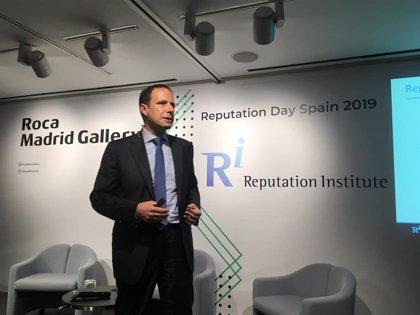 Central Lechera Asturiana, Once y Roca, las empresas españolas con mejor reputación
