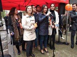 Arrimadas retreu a Torra que demani mediació internacional per Sant Jordi: