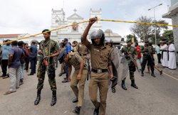 Estat Islàmic reivindica els atemptats del Diumenge de Pasqua a Sri Lanka (REUTERS / DINUKA LIYANAWATTE)