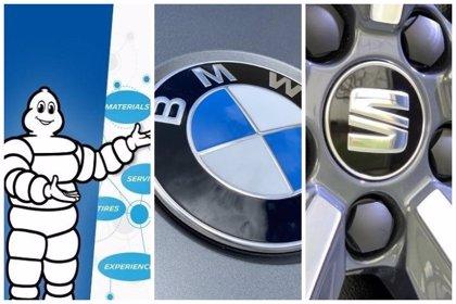 Michelin, BMW y Seat, marcas automovilísticas con mayor reputación para los consumidores españoles