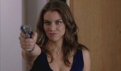 Lauren Cohan (The Walking Dead) quiere volver a Sobrenatural