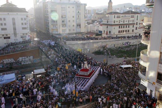 Semana Santa Málaga 2019. Nuestro Padre Jesús Cautivo