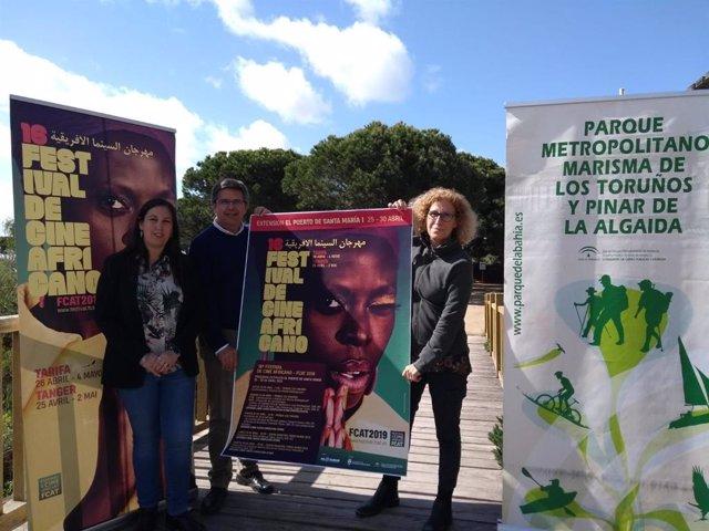 Cádiz.- El Parque de Los Toruños y El Puerto extienden el Festival de Cine Africano
