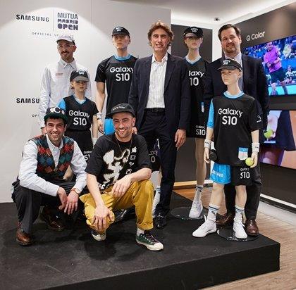 Outsiders Division presenta la estampada equipación de los recogepelotas del Mutua Madrid Open