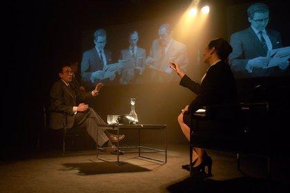 """Andrés Lima salda """"una deuda personal"""" con 'Shock' sobre el neoliberalismo y Pinochet en forma de teatro documental"""