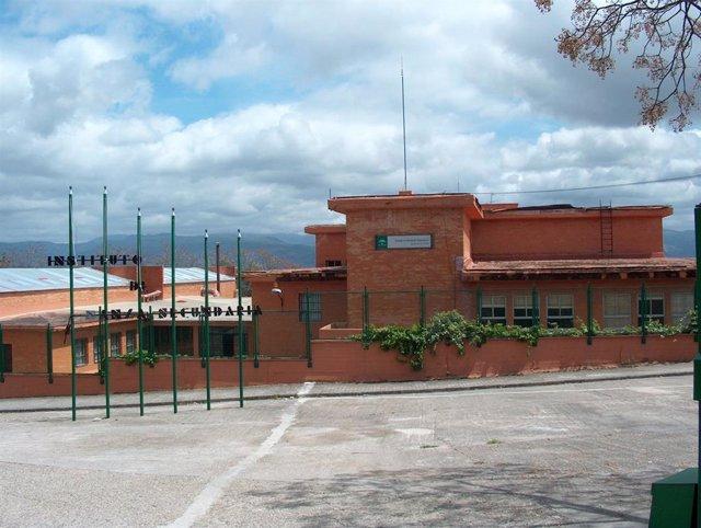 Jaén.- Educación.- Licitadas las obras de adecuación y reparación del IES Sierra de las Villas de Villacarrillo