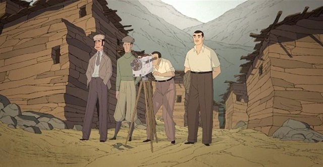 Cultura.- La película 'Buñuel en el laberinto de las tortugas' se preestrenará este martes en la Filmoteca de València