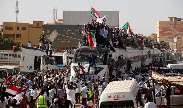 Sudán.- junta