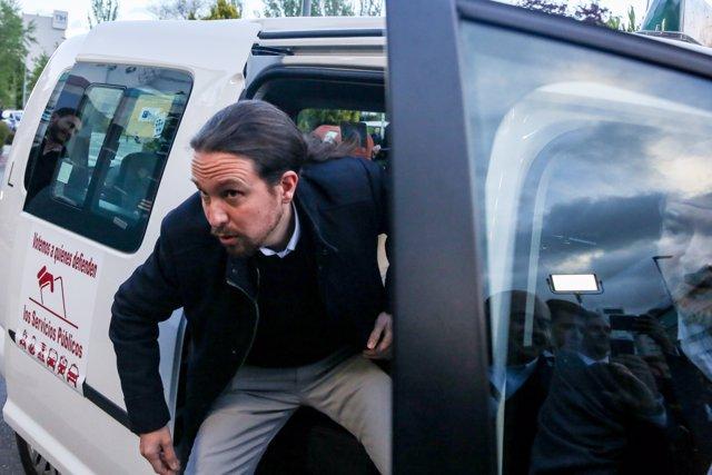 Rivera e Iglesias llegan al debate