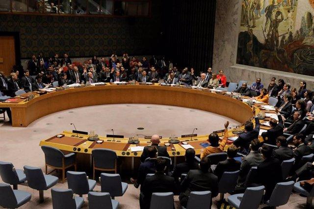 Los intereses de EEUU y Rusia por Venezuela se juegan en el Consejo de Seguridad