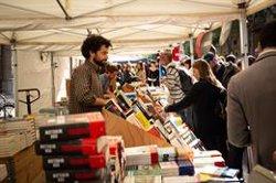 AMP.- Sant Jordi.- Rafel Nadal i Albert Espinosa, líders de vendes en ficció (David Zorrakino/Europa Press)