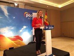 28A.- Álvarez de Toledo (PP), a Girona: aquí és on la democràcia està