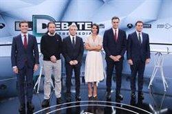 Debat.- Sánchez no té en els seus plans pactar amb Cs i Casado l'avisa: vagi amb compte amb Otegi, expert en segrestar (Ricardo Rubio - Europa Press)